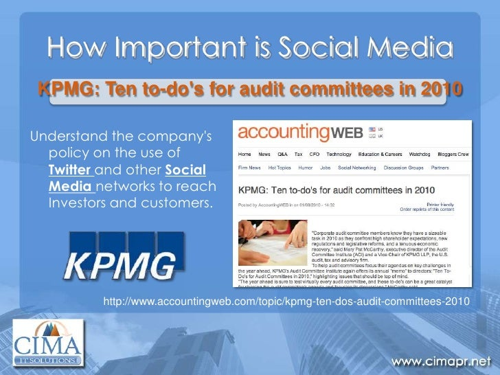 Corporate Social Media Guidelines - Protecting Your Organization From Hidden Risks Slide 2