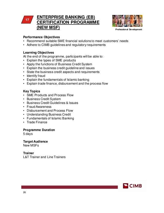 Cimb malaysia 2014 programme directory 1 1 professional development 16 26 reheart Choice Image