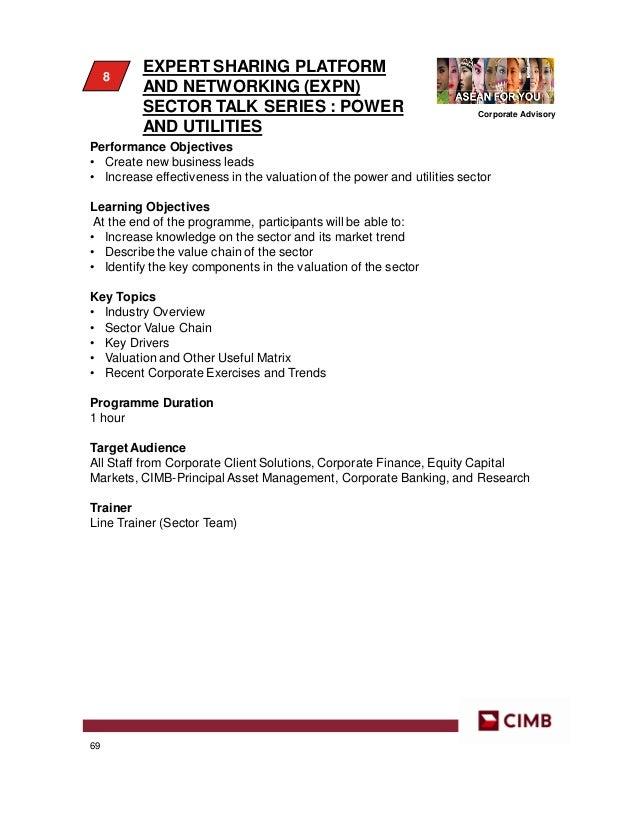 Cimb malaysia 2014 programme directory 1 1 corporate advisory 69 reheart Choice Image