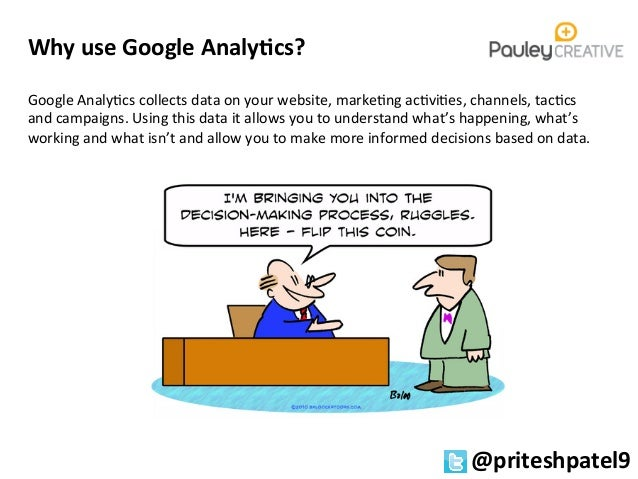 10 things to do and check in Google Analytics for Construction Companies Slide 2