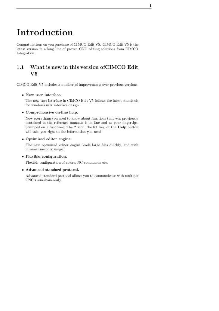 cimco v5 free download