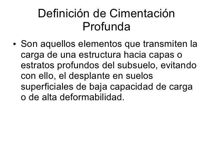 Cimentaciones Profundas 1 Slide 2