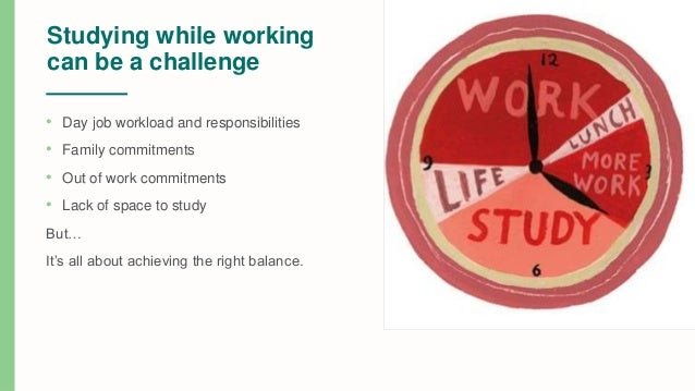 Three challenges you will face while completing graduate study