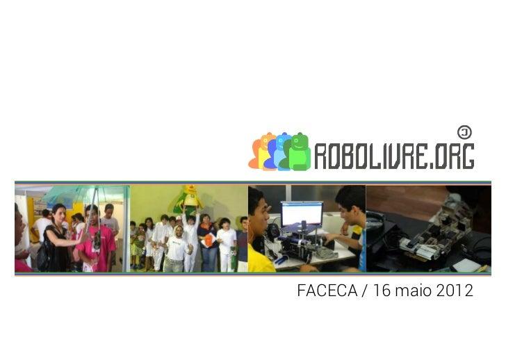 FACECA / 16 maio 2012