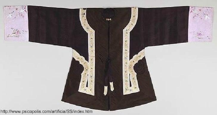 Moda cinese antica