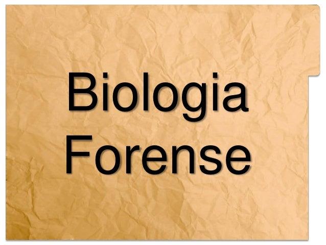 BiologiaForense