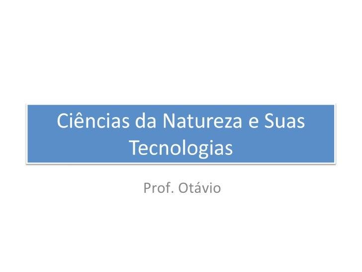 Prof. Otávio