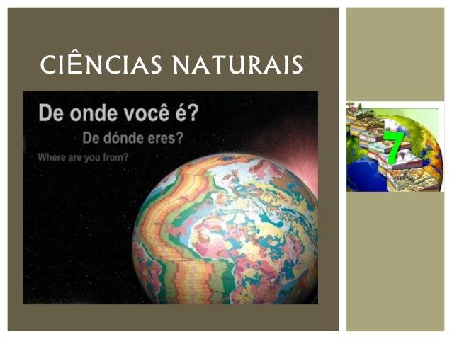 7CIÊNCIAS NATURAIS
