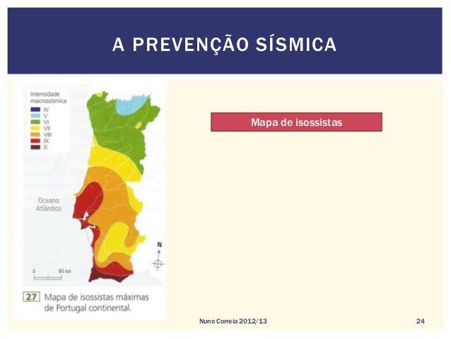 mapa sismos portugal Ciências naturais 7 sismologia mapa sismos portugal