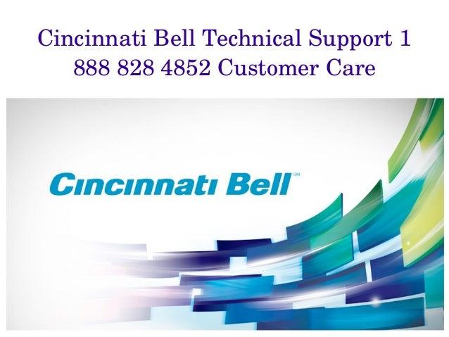 Cincinnati Bell Technical Support 1 888 828 4852 Customer Care