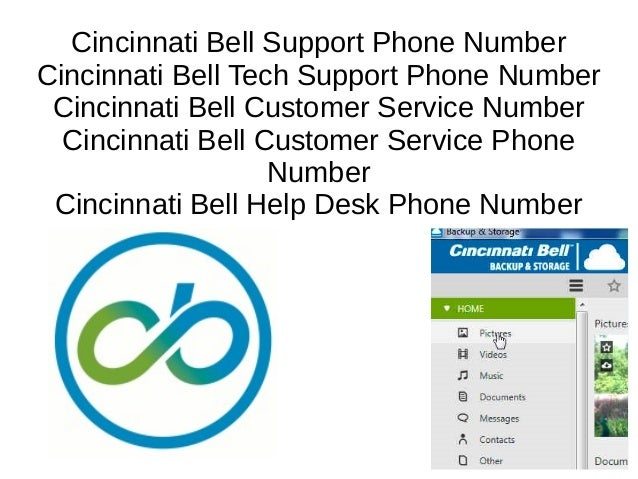 Cincinnati Bell Technical Support 1 888 828 4852 Customer Care