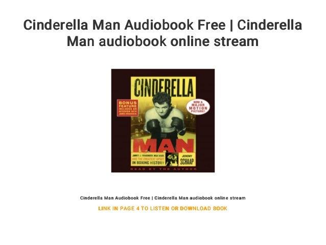 Cinderella man audiobook free | cinderella man audiobook online stream.