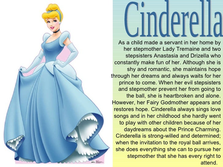 cinderella and her sisters
