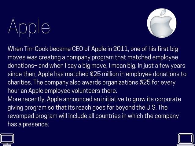 5 Companies that Champion Philanthropy Slide 3