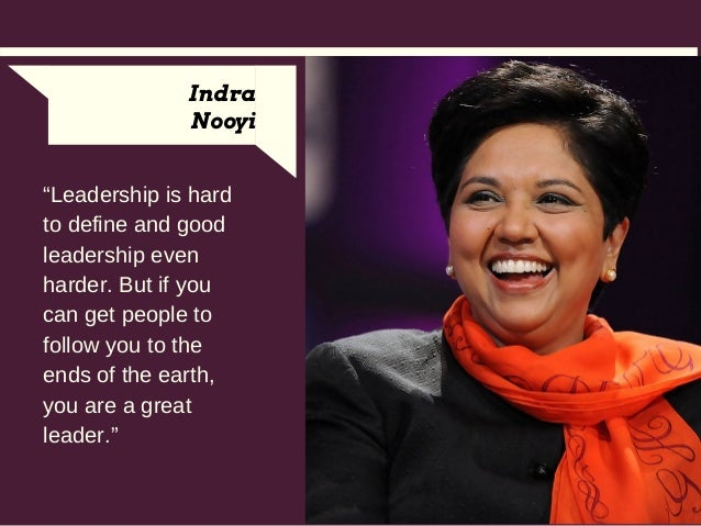 Excellence in Leadership - Cindy Laquidara Slide 3