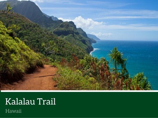 Kalalau Trail  Hawaii