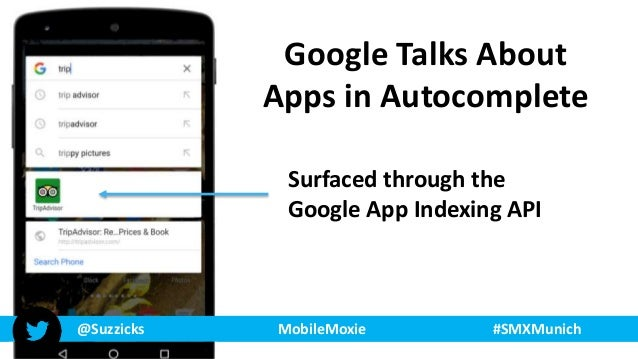 The Future of Deep Linking & App Indexing Slide 2