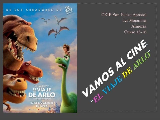 CEIP San Pedro Apóstol La Mojonera Almería Curso 15-16