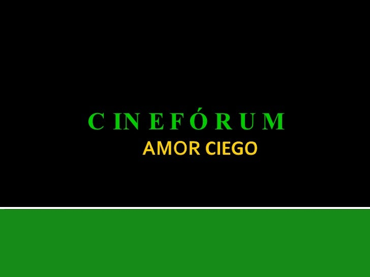 CINEFÓRUM