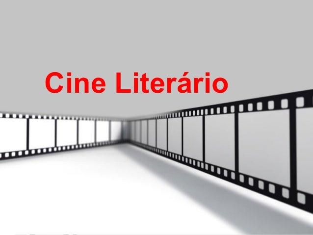 Cine Literário                 Page 1