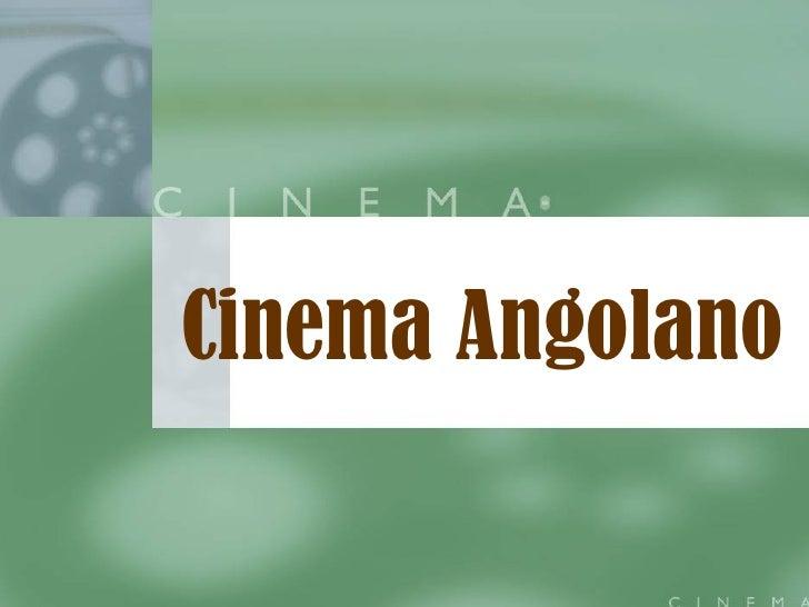 Cinema Angolano