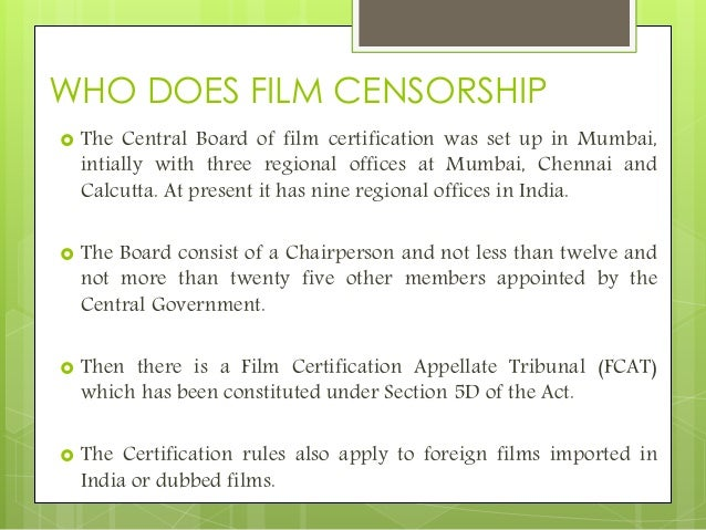 examples of censorship in india