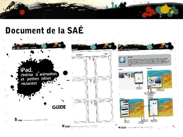 Document de la SAÉ