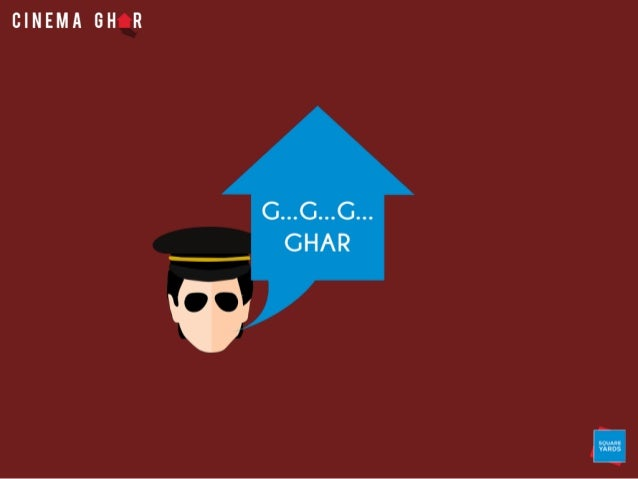 CinemaGhar - House hunting in Bollywood style