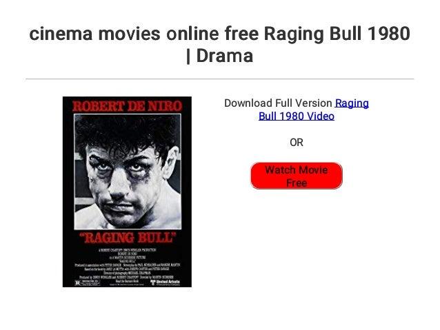 Raging Bull Online Free