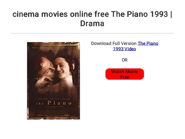 the piano 1993 full movie online free