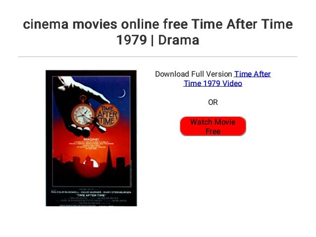 watch time after time 1979 online free