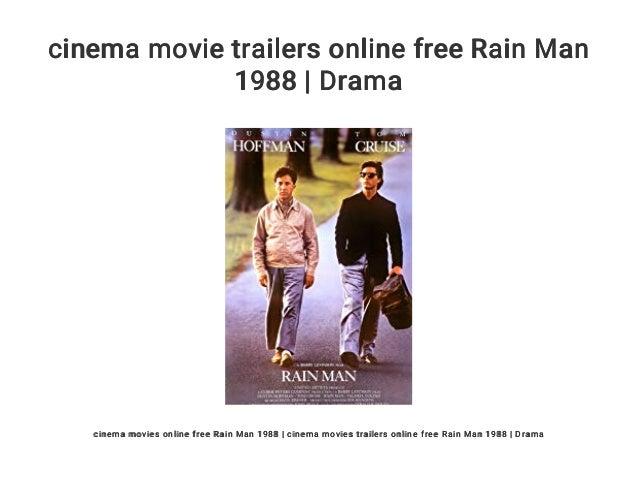 Cinema Movie Trailers Online Free Rain Man 1988 Drama