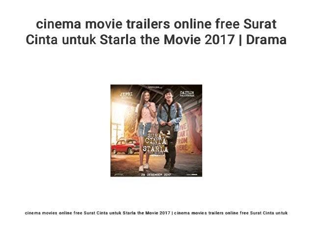 Cinema Movie Trailers Online Free Surat Cinta Untuk Starla