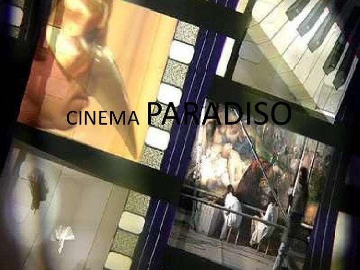 CINEMA PARADISO<br />