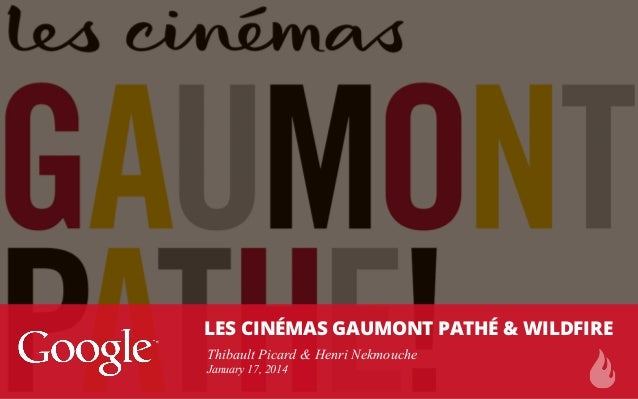 cinemas path gaumont. Black Bedroom Furniture Sets. Home Design Ideas