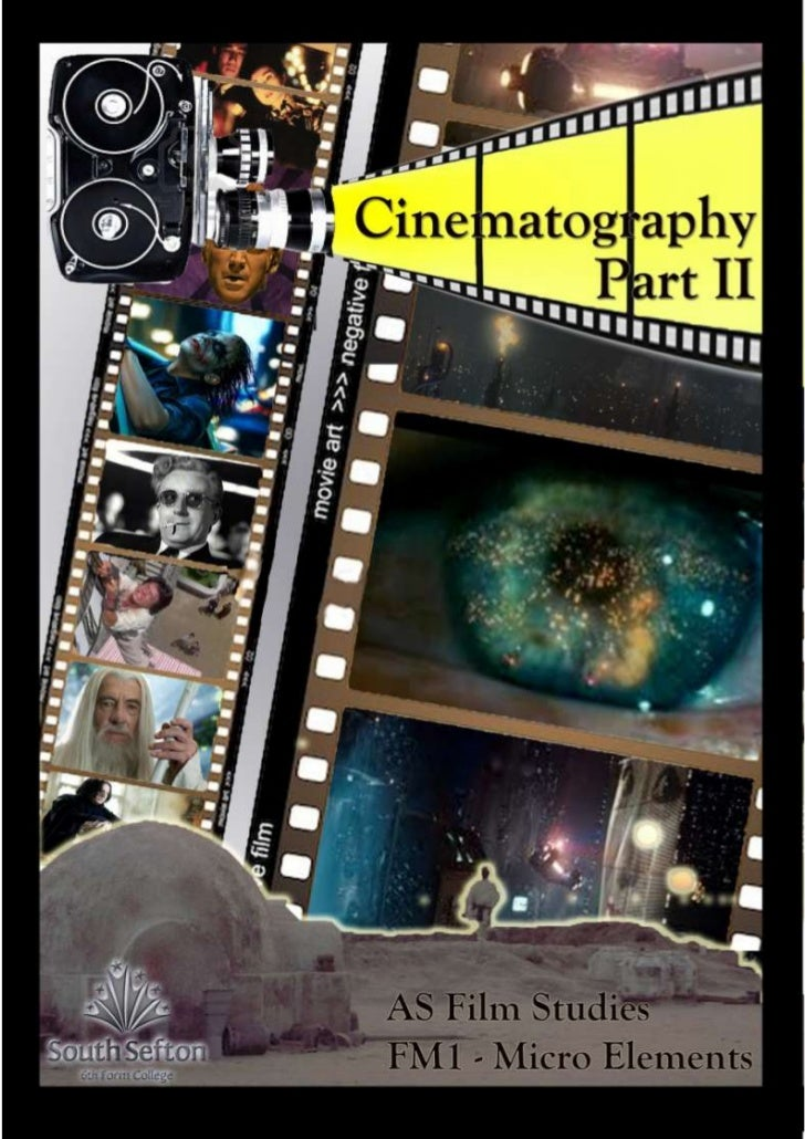 Cinematography : Part 2All the techniques referred to so far consider the framing when the camera is static. However, as y...