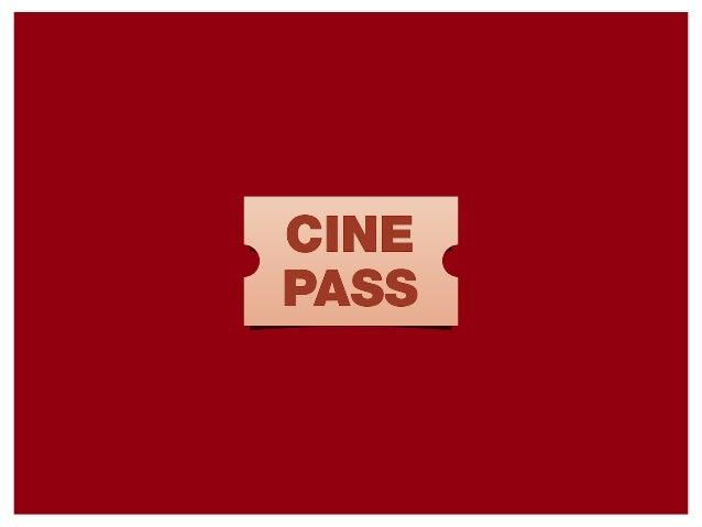 ¿QUÉ ES CINEPASS? El sistema que mejora tus salidas al cine • Encuentra todas las carteleras • Mira los trailers • Enté...