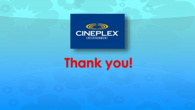 cineplex entertainment loyalty program case swot Cineplex entertainment in detailswot, 4ps, etc detailed case study, loyalty cards, websites, etc.