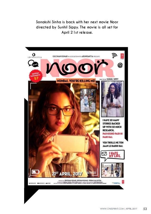 Cinesprint magazine april_2017