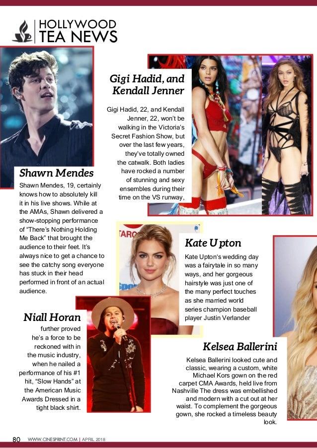 Cinesprint magazine april_2018