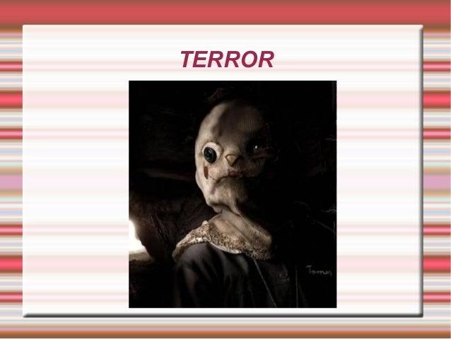 TERROR Título
