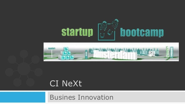 CI NeXtBusines Innovation