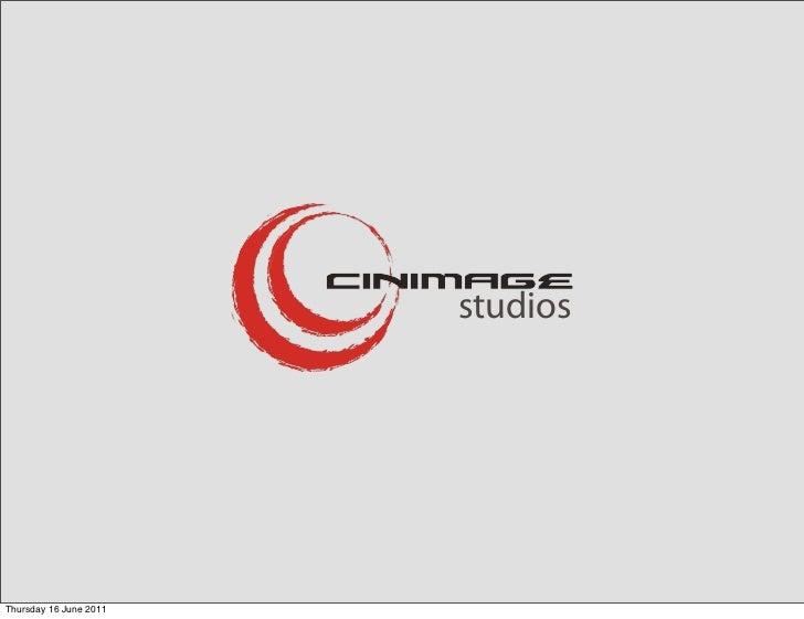 studiosThursday 16 June 2011