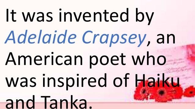 Famous Cinquain Poems 2
