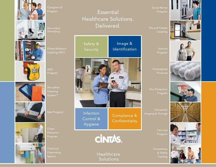 Cintas Healthcare Solutions