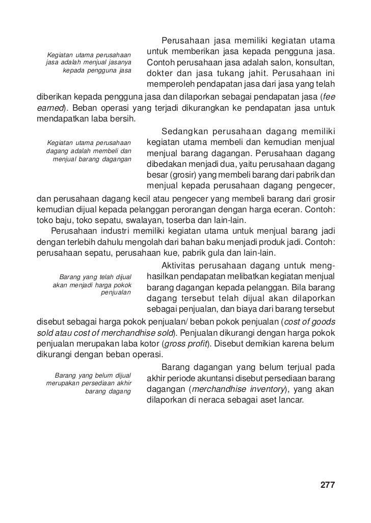 Contoh Buku Besar Utama Perusahaan Dagang Contoh 84