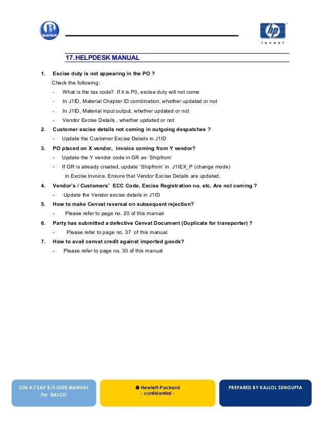 cin user manual rh slideshare net sap r 3 user manual Project Accounting SAP R 3