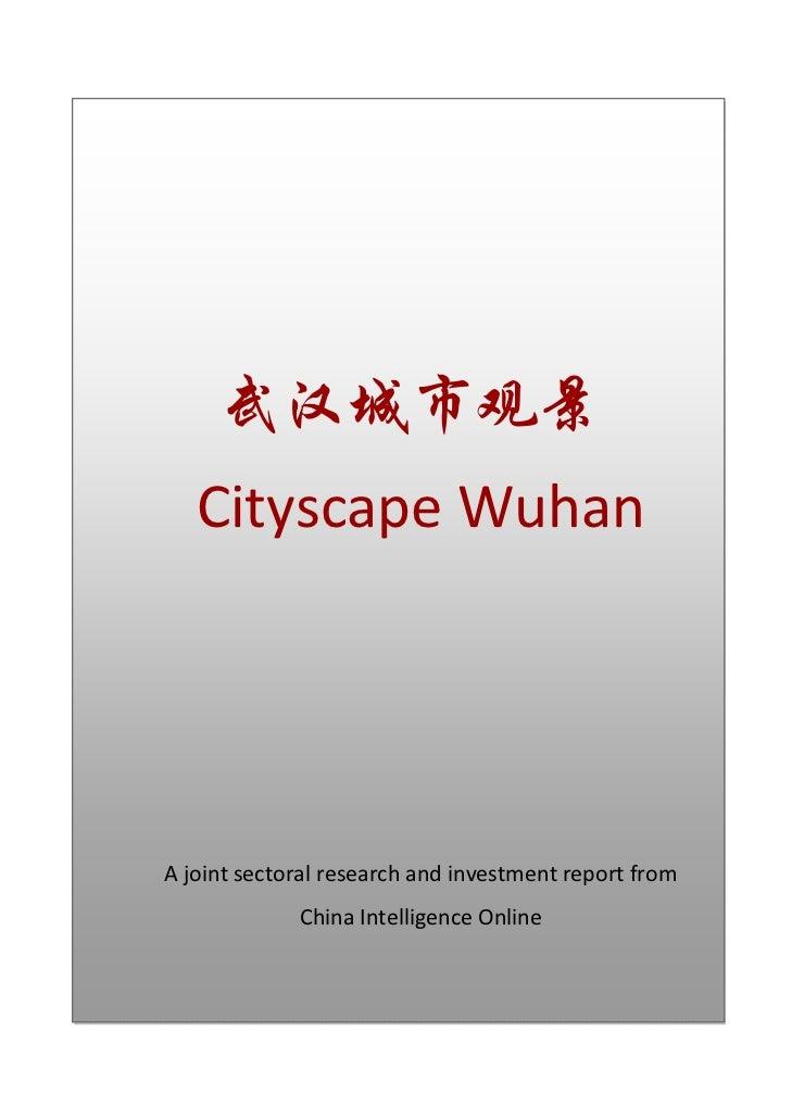 武汉城市观景    CityscapeWuhan                                              ...