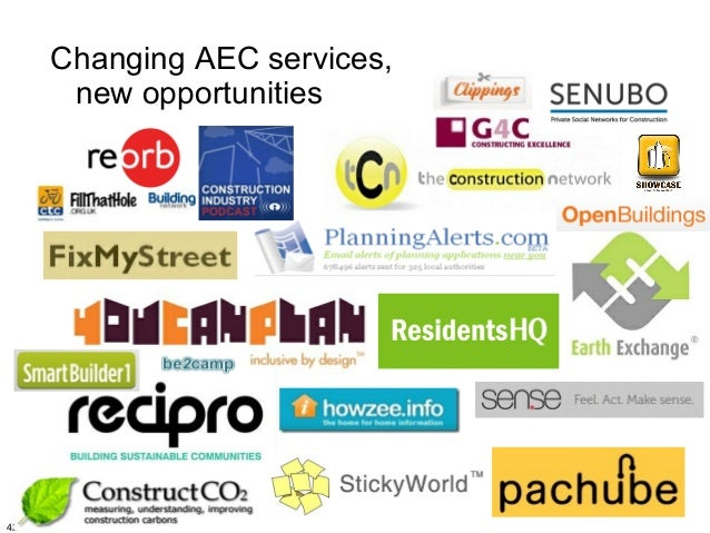 Changing AEC services,      new opportunities42
