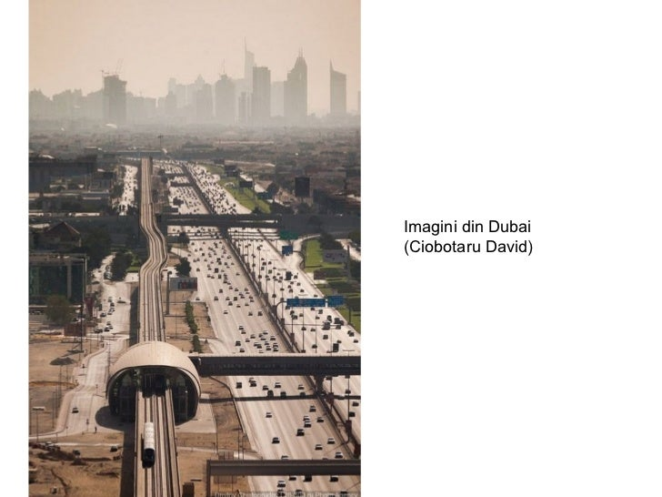 Imagini din Dubai  (Ciobotaru David)